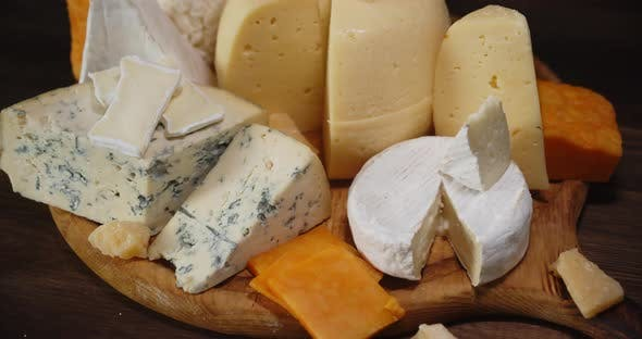 Of cheese types The 10