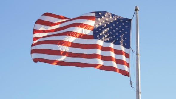 051b6cbfe09 American Flag Waving Slow (Stock Footage).  10 · Item Details · Comments.  Item Details. Item Details