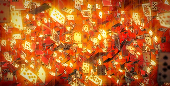Poker Cards Gold By Xponentialdesign Videohive