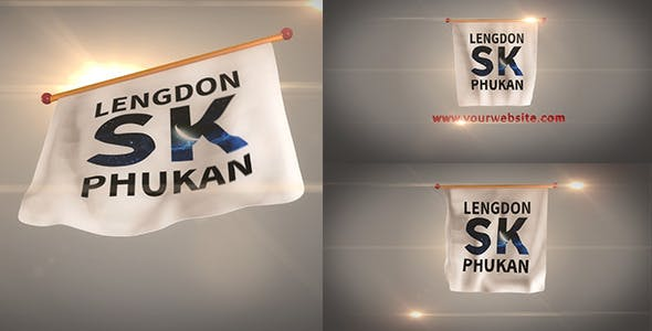 Cloth Unfold Logo - Epic by Lskp   VideoHive