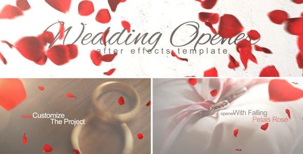 Wedding Day Opener