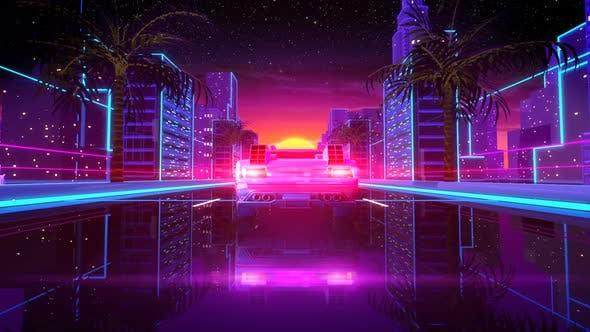 Retro Background By Shkirskiy Videohive