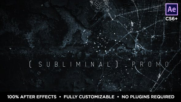 Subliminal Slideshow by MotionRevolver | VideoHive