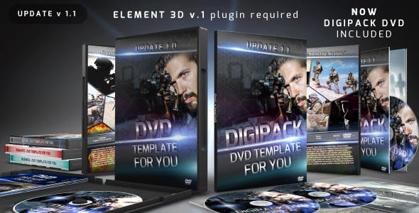 Let´s Promote Your DVD by motion-gravity | VideoHive
