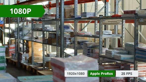 Office Supply Warehouse By Jopstock Videohive