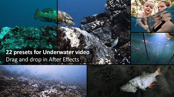 22 UnderWater presets by Jfilskov | VideoHive