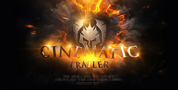 Cinematic Trailer by ruslan-ivanov | VideoHive