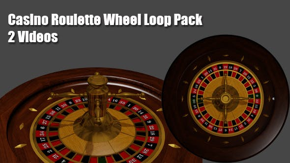 Casino Roulette Wheel Pack 2 Videos By Pollux2006 Videohive