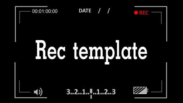 Rec-template