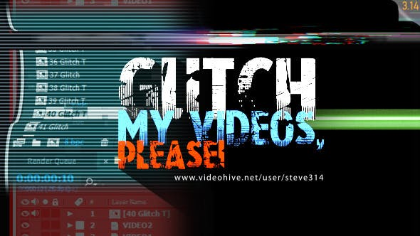 Twitch Overlay After Effects Templates from VideoHive