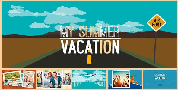 My Summer Vacation by Frenk-in | VideoHive