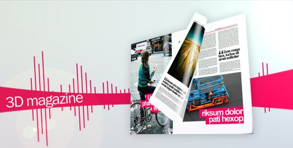 Magazine Mock Up Bundle