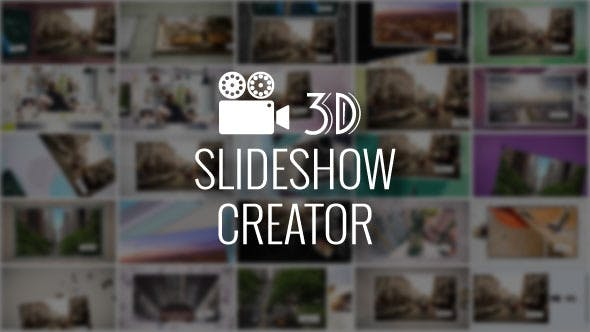 3D Slideshow Creator | After Effects Script by Kogoduos | VideoHive
