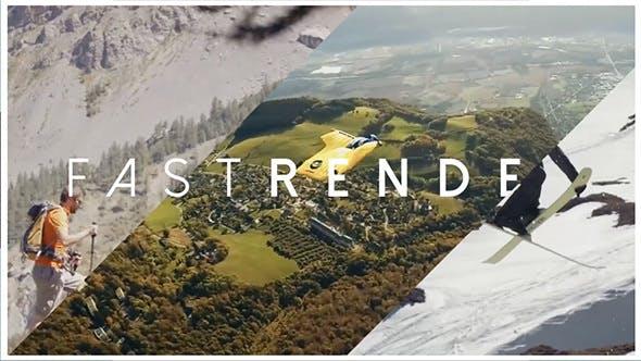 Cool Fast Slideshow by RedMoodStudio | VideoHive