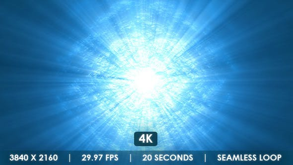 Under Ocean Waves with Sun Light Rays by VF | VideoHive