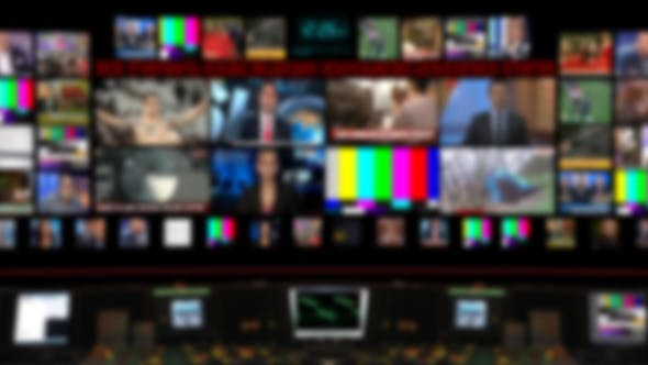 TV Studio Background Video Effects & Stock Videos from VideoHive