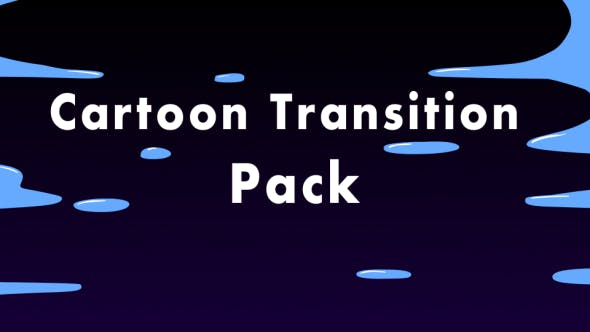 Cartoon Transition Pack by ninthmotion   VideoHive