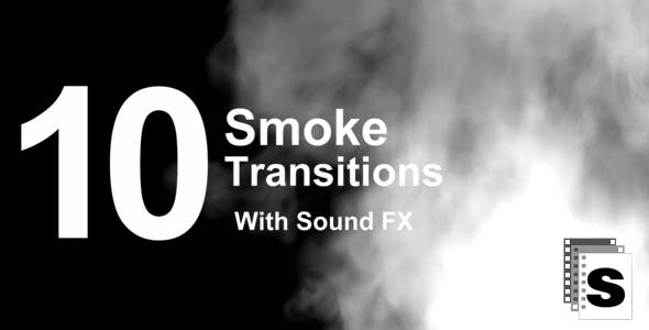 Smoke Transitions by stockfactory | VideoHive