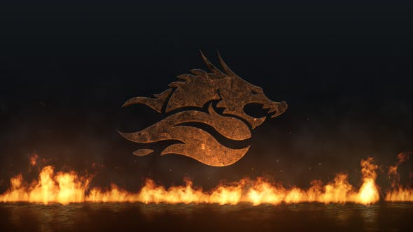 Epic Fire Logo by Creattive | VideoHive