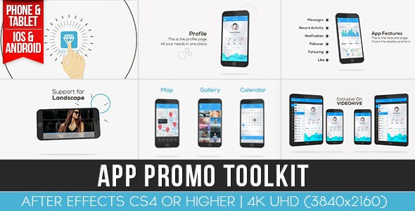 App Promo Toolkit by ouss | VideoHive