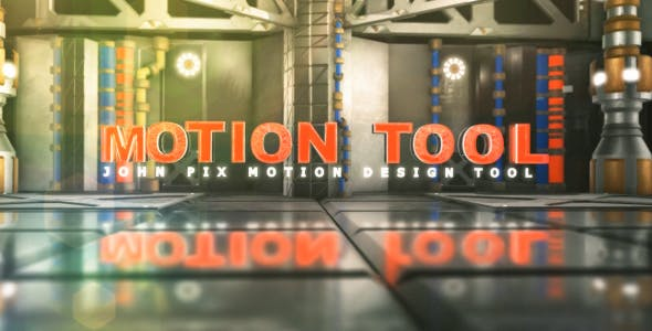 Sci Fi Element 3D Tool by john_pix | VideoHive
