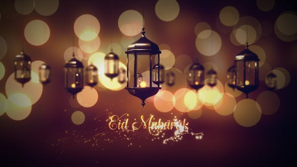 Eid Mubarak Video Effects & Stock Videos from VideoHive