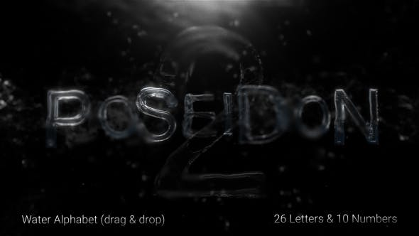 poseidon 2 by artgrizzly | videohive  videohive
