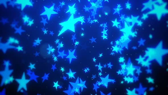 Falling Star Background by Malagaz549 | VideoHive