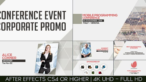 Recap After Effects Templates from VideoHive