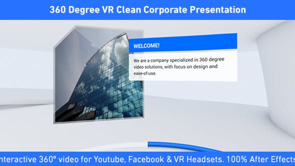 360 Degree Video Effects & Stock Videos from VideoHive