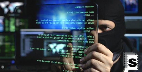 Code Hacker by stockfactory | VideoHive