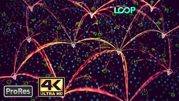 Network - 4K by secondfalseiteration | VideoHive