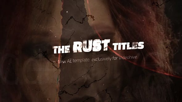 Rust Titles by FishMotion | VideoHive