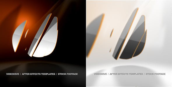 Smooth logo reveal by metastyle | VideoHive