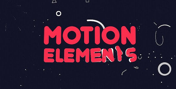 Motion Elements by Bboykoma | VideoHive