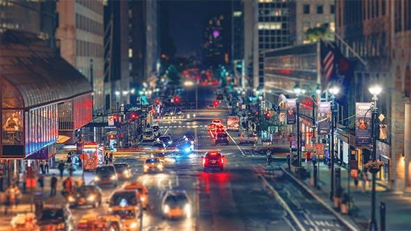 New York City's Traffic