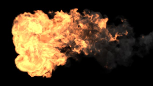Cannon Firing Pack by akapong | VideoHive