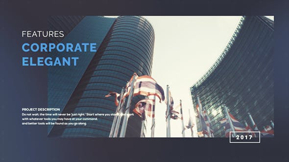 Videohive Modern Corporate Slideshow 19383937 Free Download