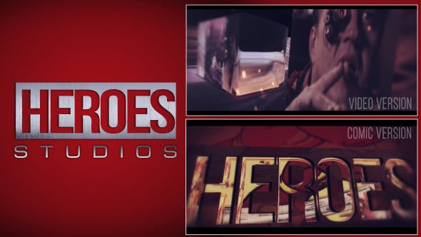 Marvel Video Effects & Stock Videos from VideoHive