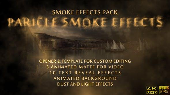 Smoke Effects by artproject | VideoHive