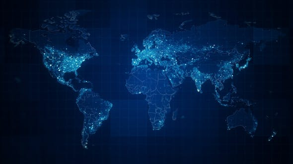 Hd Map Of The World.Pack Of Global World Maps Loop Hd By Rodionova Videohive