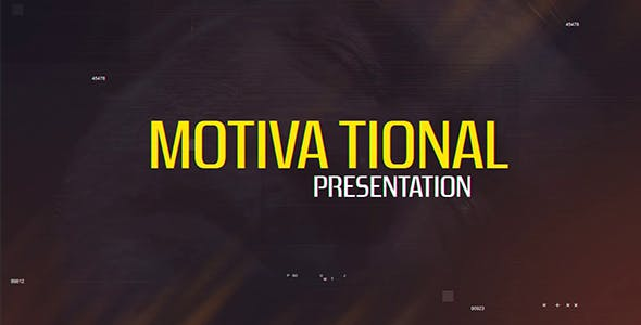 Motivational Presentation by Media_Stock | VideoHive