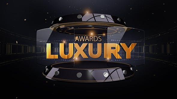 Videohive – Luxury Awards 19739769