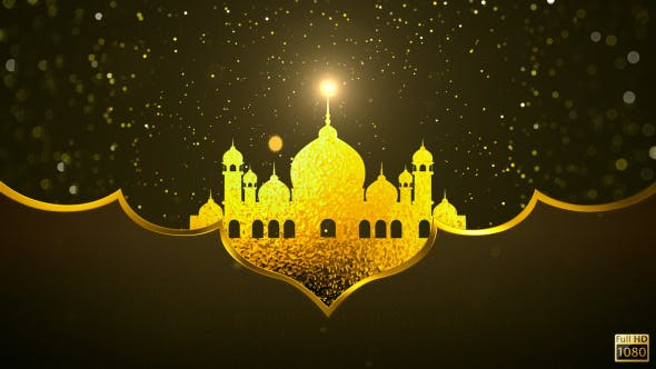 Ramadan Kareem Background by bank508 | VideoHive
