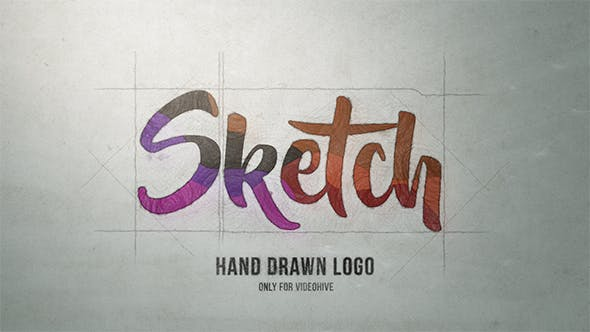 Sketch Logo by BlueClementine | VideoHive