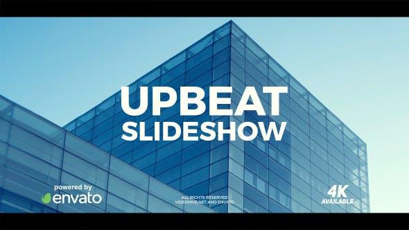 Videohive Upbeat Slideshow 20106796 Free Download