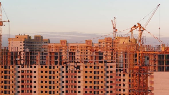 Housing Construction Stock Video Footage And Motion Graphics Templates Motiongraphicsbag Com