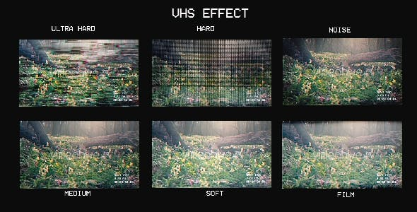 VHS EFFECT by MOGRADESIGN | VideoHive
