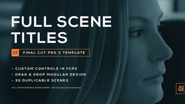 Final Cut Pro X Intro Video Effects & Stock Videos