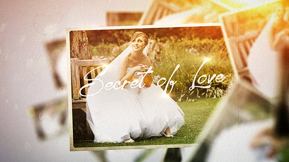 Videohive Secret of Love Free Download